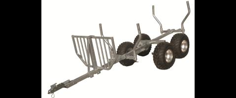 ATV Tømmer