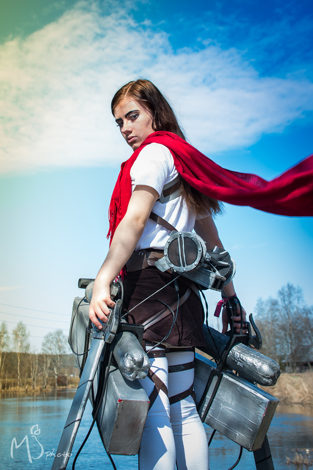 Fotografert av MJ Cosplay Photo