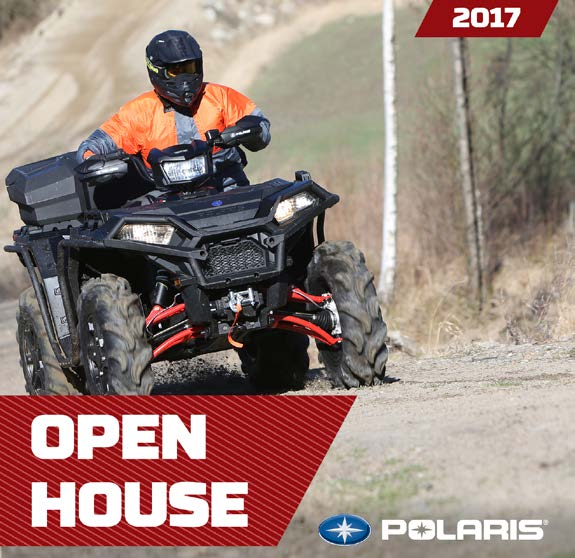 Polaris Open house 2017