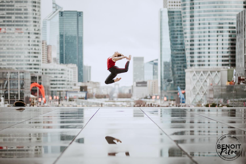 Danser med anerkjente pedagoger i Paris