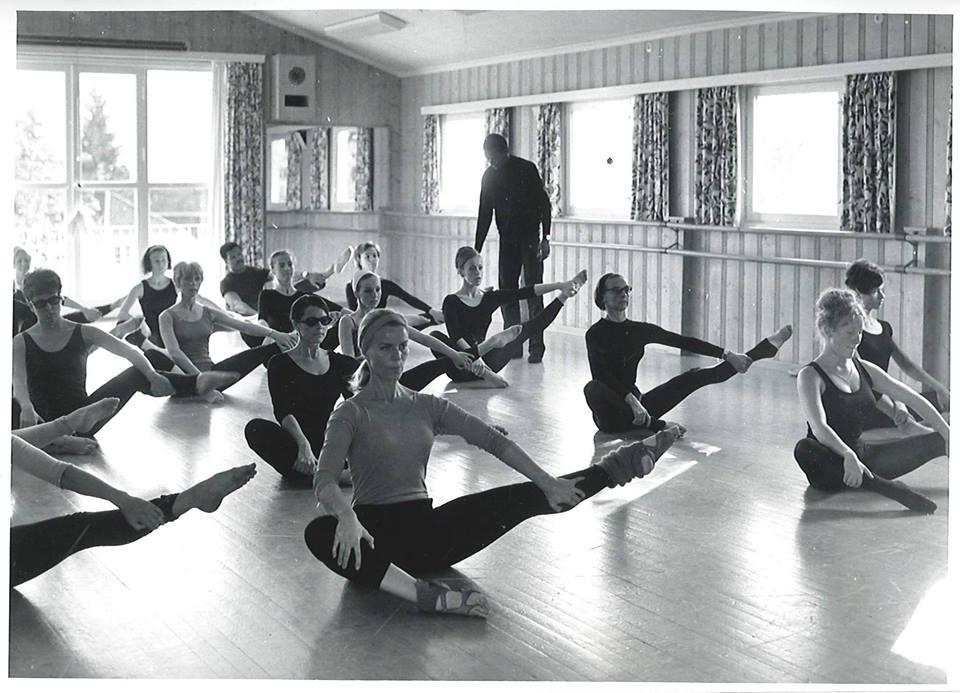 Dansehistorisk Kino på Dansens Hus