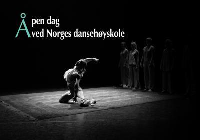 Åpen dag ved Norges dansehøyskole!