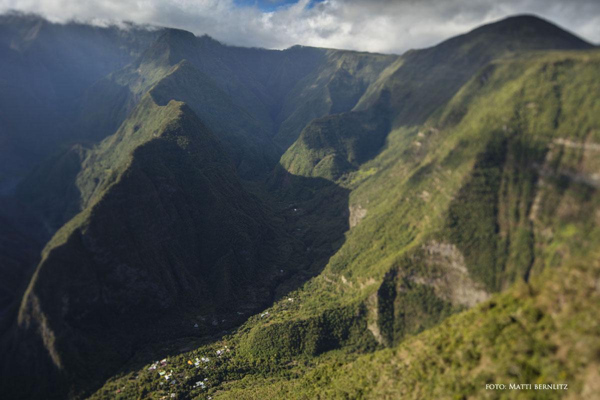 Madagaskar - Reunion