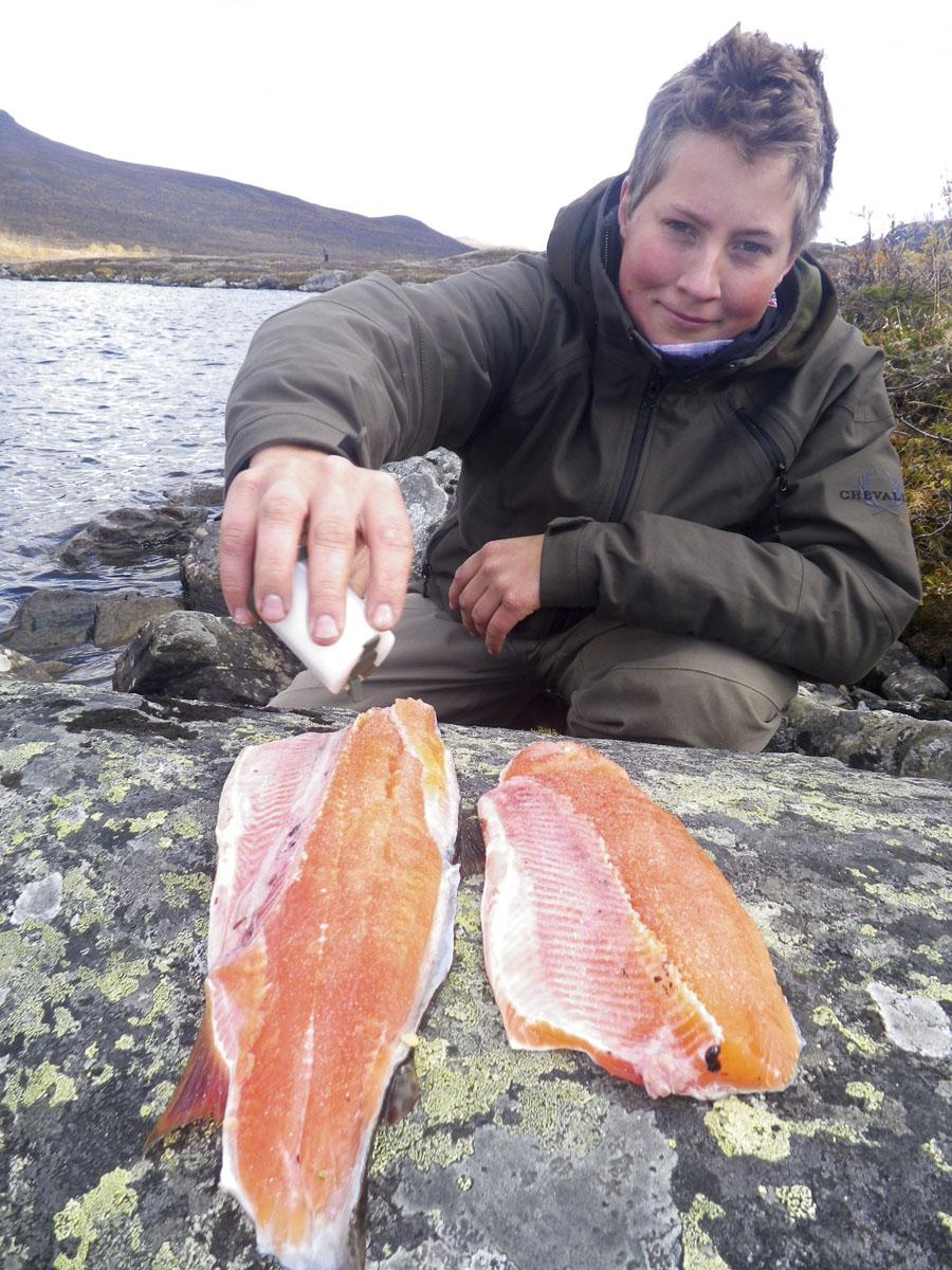 Ferskvannsfiske