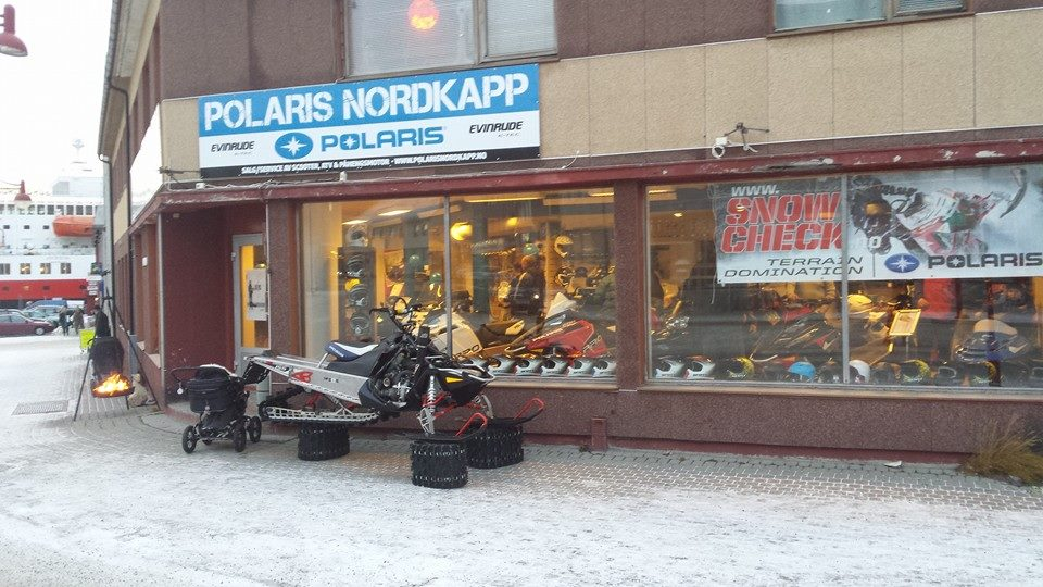 Polaris Nordkapp