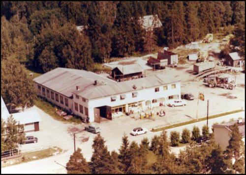 Haugerud Bilsenter  70-tallet