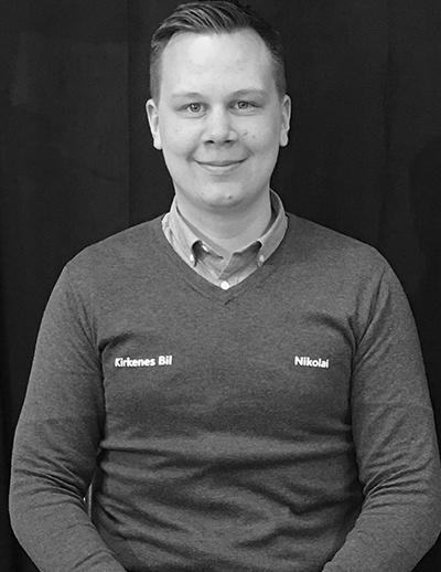 Nikolai Hagerupsen