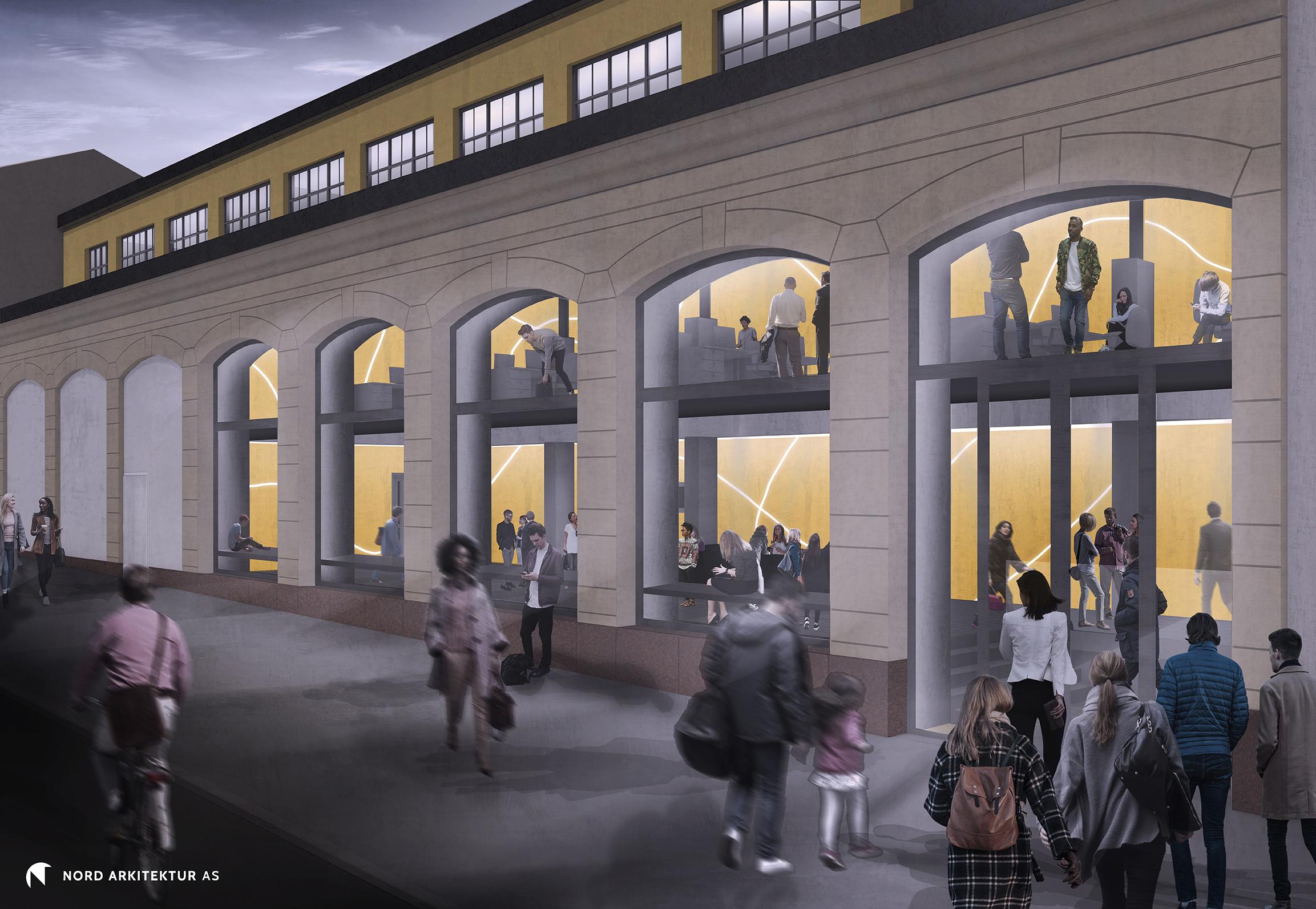 Vil du drive kafé i Tøyens nye kulturhus?
