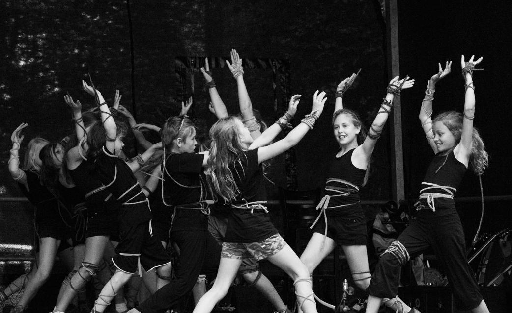 Bli med på dansekurs!
