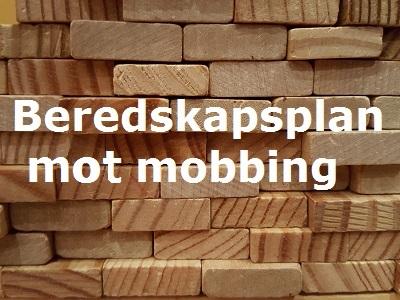 Beredskapsplan mot mobbing
