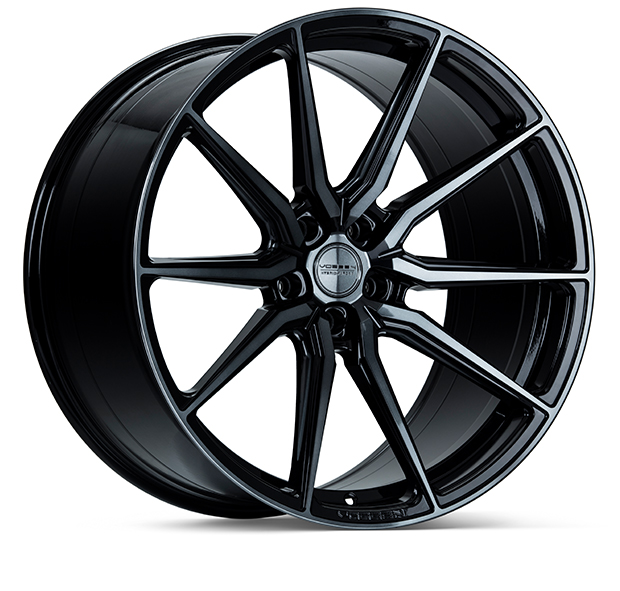 Vossen HF-3 Double Tinted Gloss Black