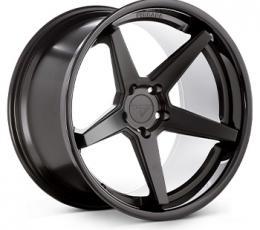FERRADA FR3 MATTE BLACK / GLOSS BLACK LIP