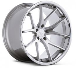 FERRADA FR2 MACHINE SILVER / CHROME LIP