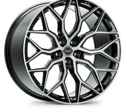 Vossen HF-2 Brushed Gloss Black