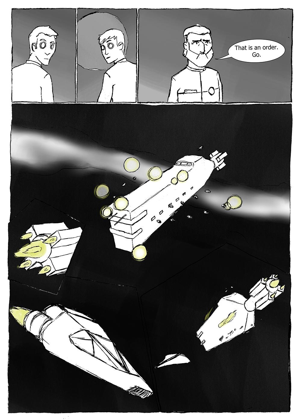 Tegnet av Tobias Omdahl