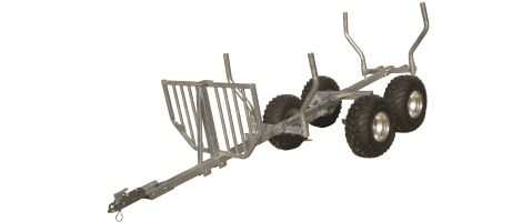 ATV Tømmer Pris 12900,-
