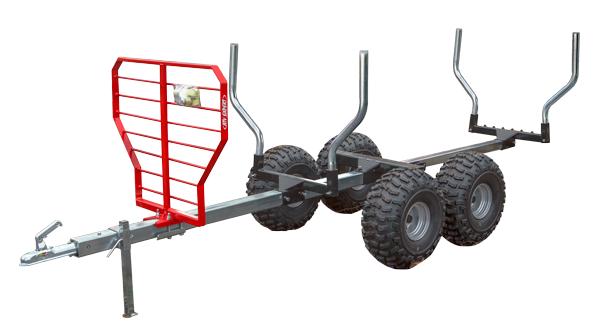 Ultratec tømmervogn