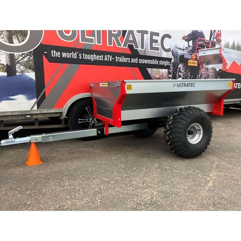 Ultratec Universal flakvagn LITE