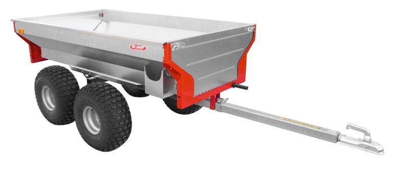 Ultratec Universal flakvagn boggie