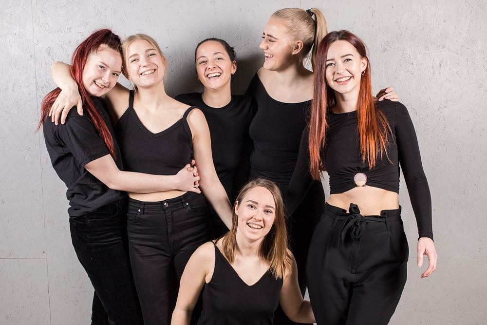 Startet eget dansekompani
