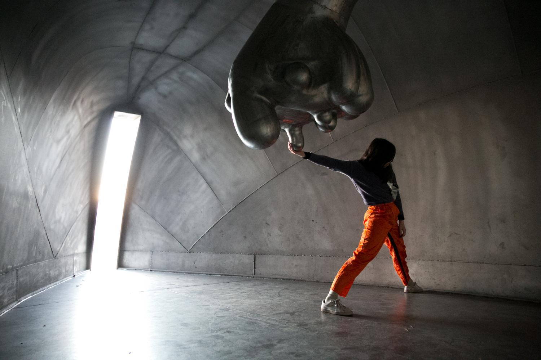 Dans i Ekebergparken under Oslo Kulturnatt