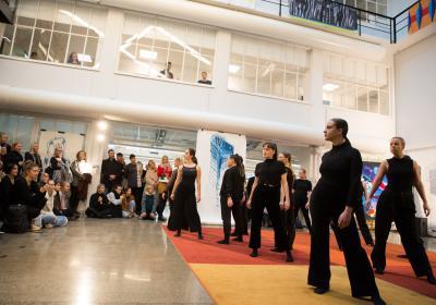 Høyskolen Kristiania satser på dans