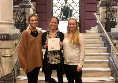 Kirkenær ballettskole får tilskudd fra Sparebankstiftelsen DNB!
