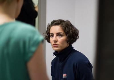 Tidligere student: Roza Moshtaghi