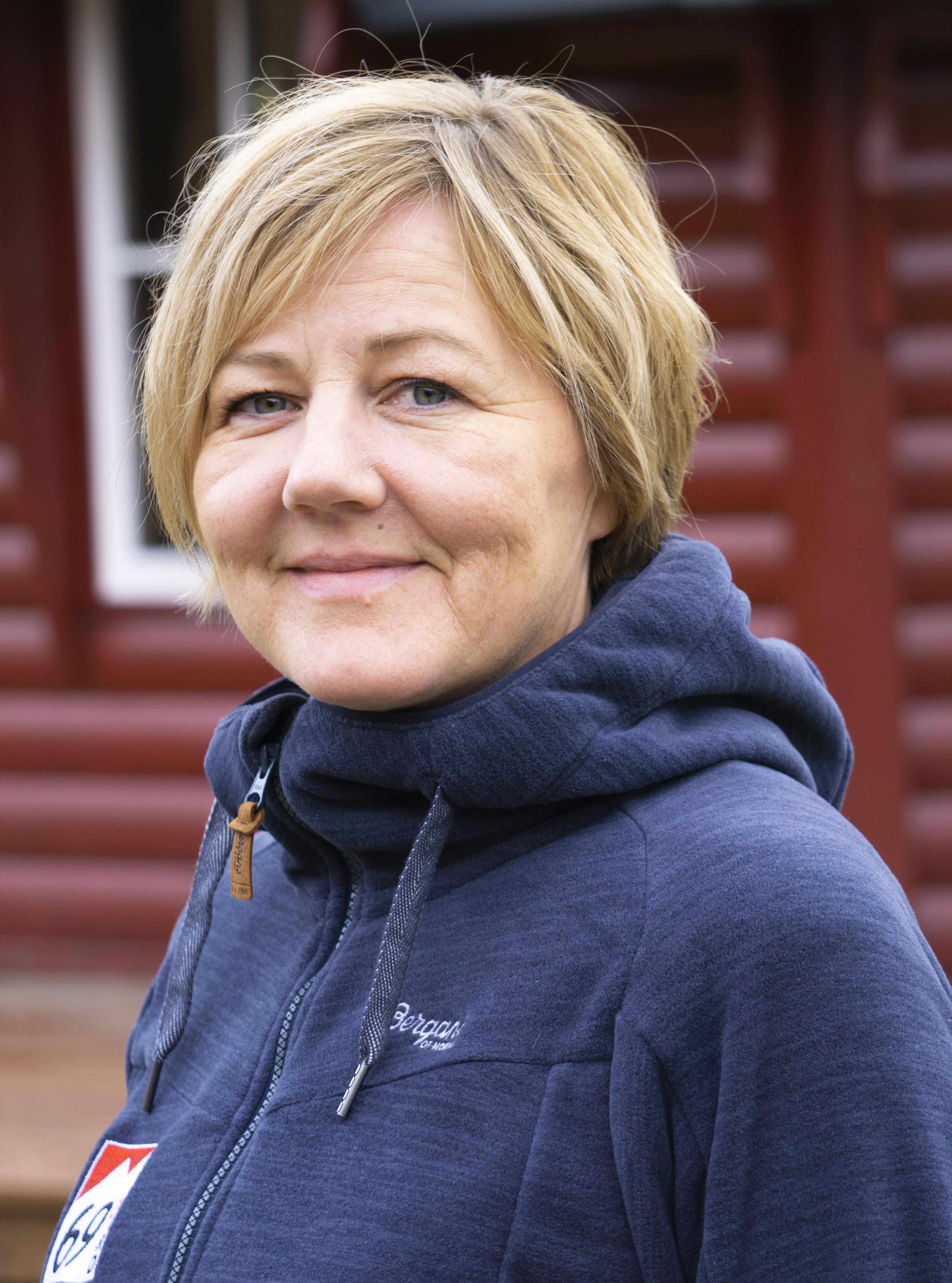 Linda  Mari Hansen