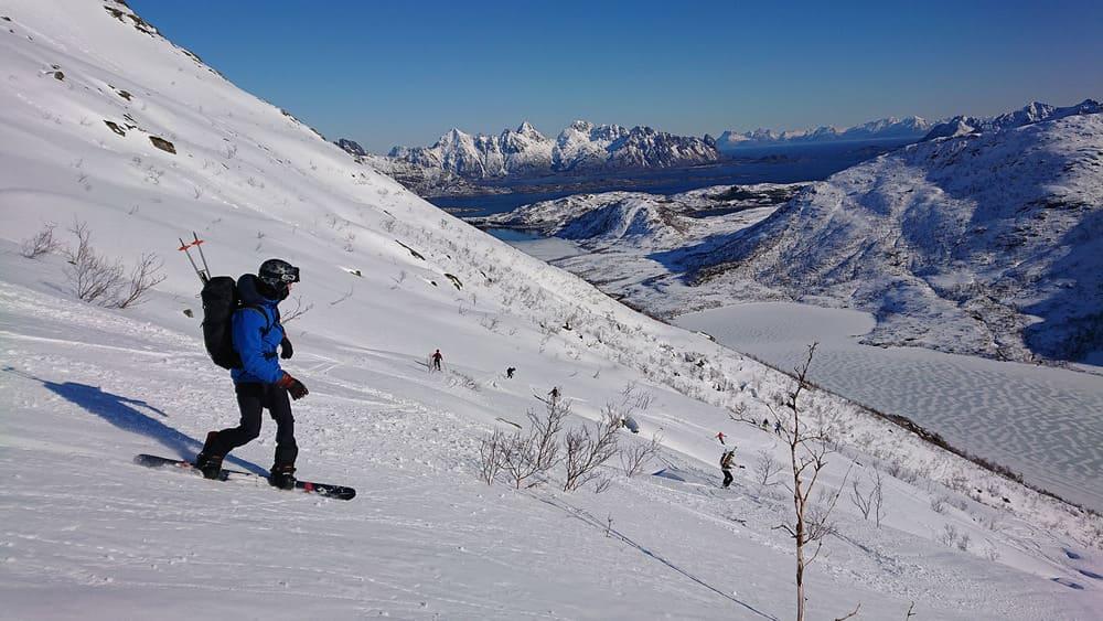 Bildegalleri - Ski