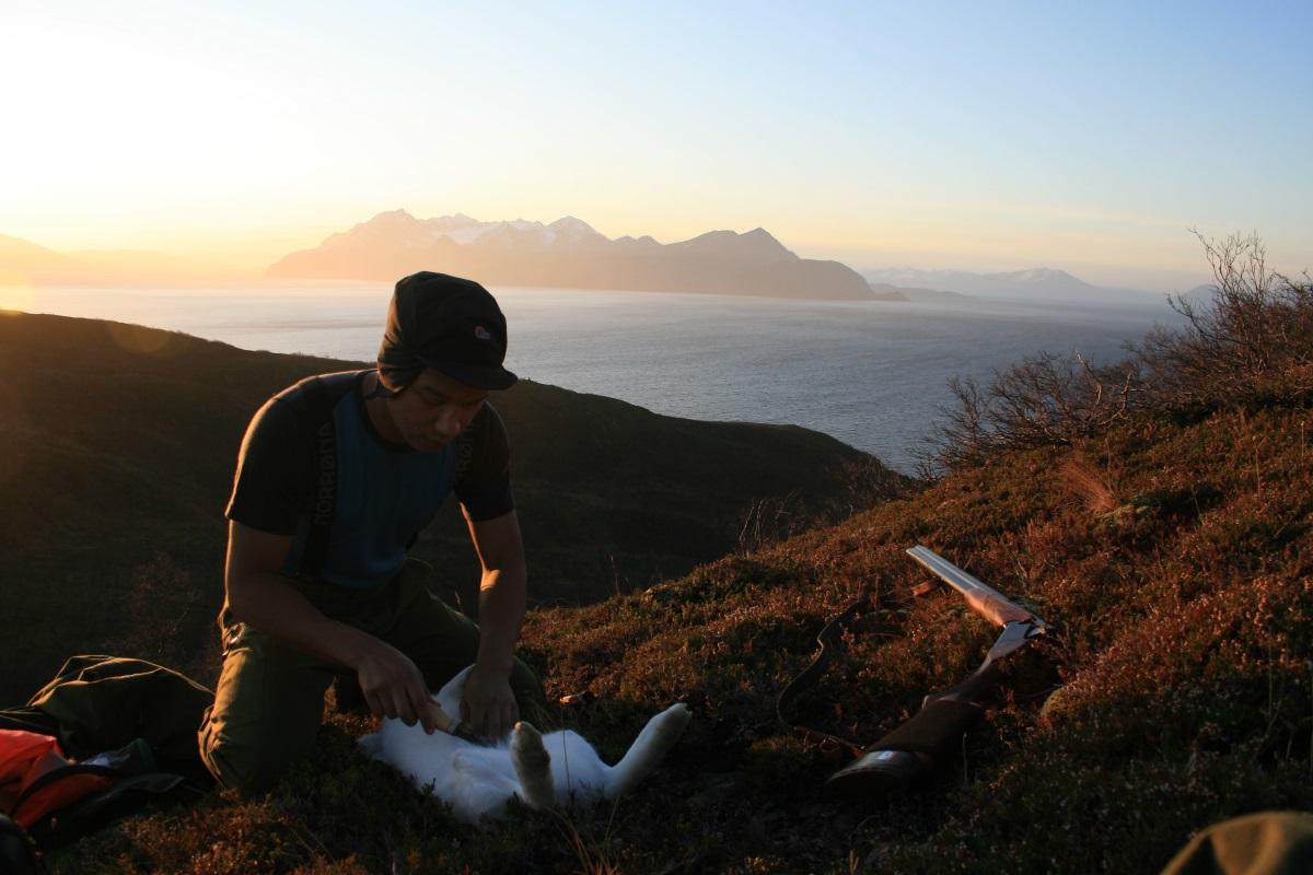 Bildegalleri - Jakt- og fangstopplevelser