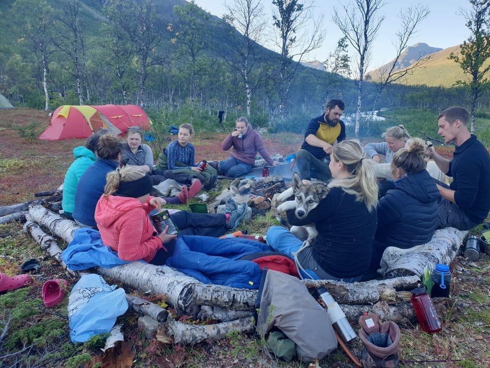 Bildegalleri - Malangshalvøya