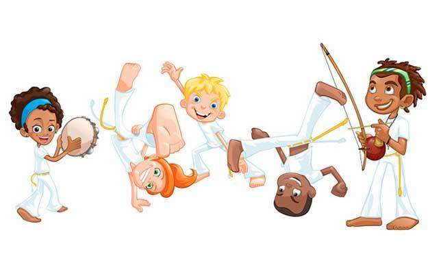 Oppstart Capoeira i uke 6!