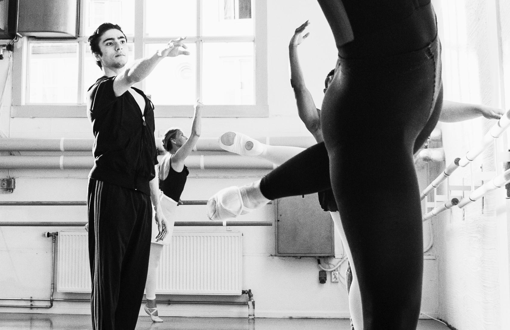 Klassisk ballett